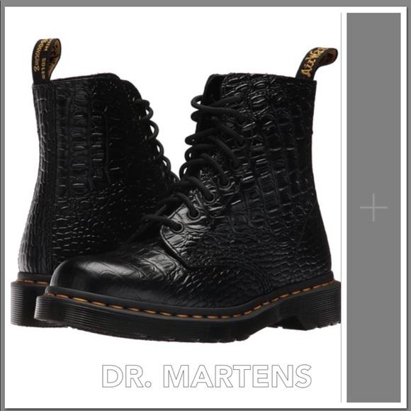 doc martin crocs